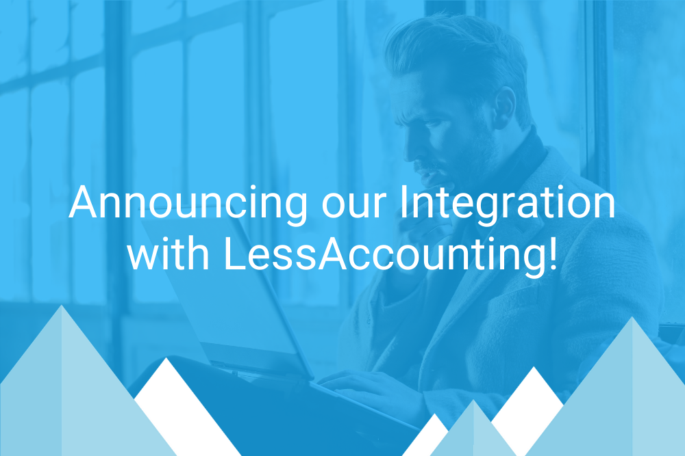 Announcing our Integration with LessAccounting!